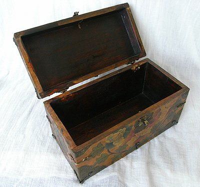 画像3: チベットアンティーク風小箱・A