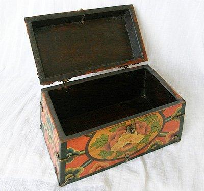 画像3: チベットアンティーク風小箱・C