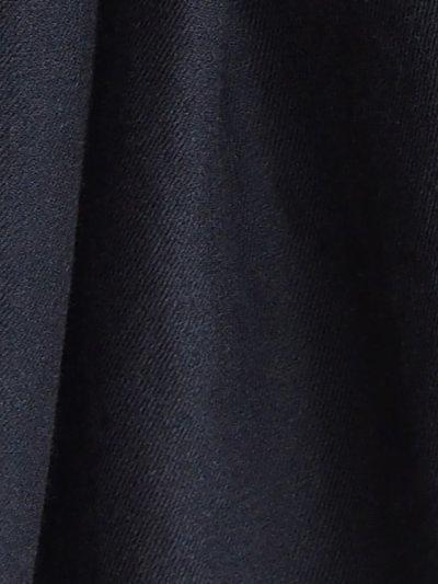 画像3: カシミヤシルクストール・黒(フリンジ無)